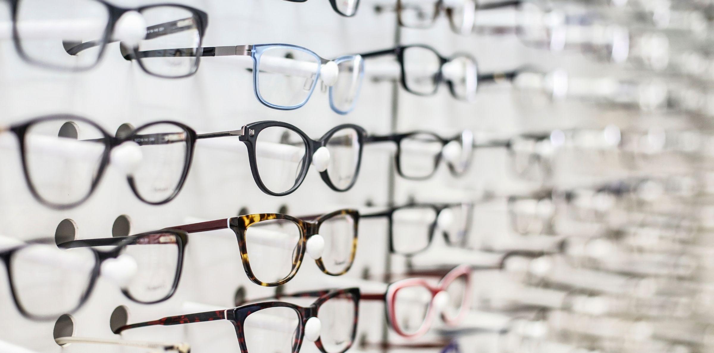 Široka ponudba očal - Optika Sentina